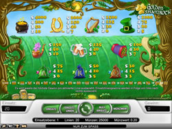 Golden Shamrock Screenshot 2