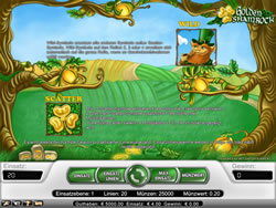 Golden Shamrock Screenshot 3