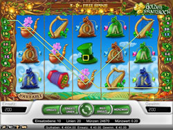 Golden Shamrock Screenshot 4