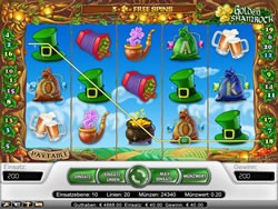 Golden Shamrock Screenshot 9