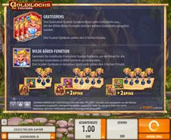 Goldilocks Screenshot 3