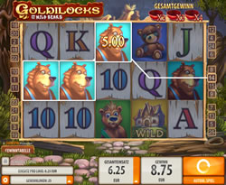 Goldilocks Screenshot 7