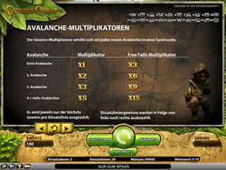Gonzos Quest Screenshot 7