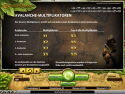 Gonzos Quest Screenshot 7