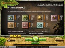 Gonzos Quest Screenshot 9