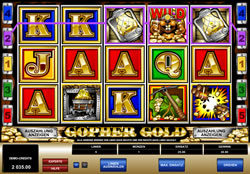 Gopher Gold Screenshot 10