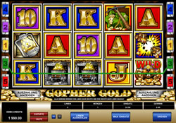Gopher Gold Screenshot 11