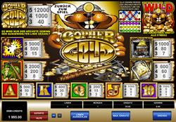Gopher Gold Screenshot 3