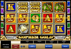 Gopher Gold Screenshot 4