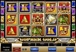 Gopher Gold Screenshot 5