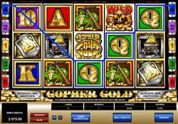 Gopher Gold Screenshot 8