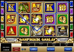 Gopher Gold Screenshot 9