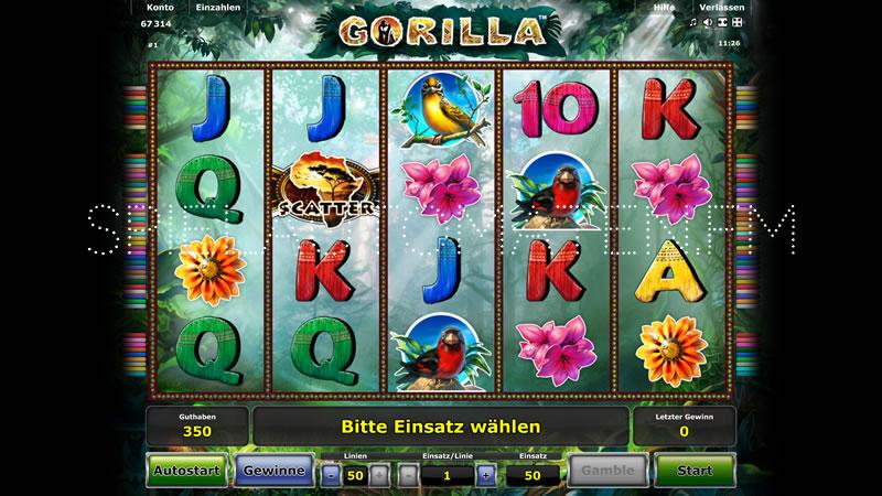 Spiele Gorilla Go Wild H5 - Video Slots Online