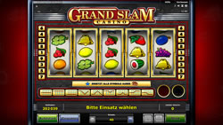 Grand Slam Casino Screenshot 1