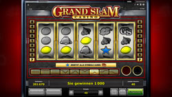 Grand Slam Casino Screenshot 12
