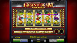 Grand Slam Casino Screenshot 2