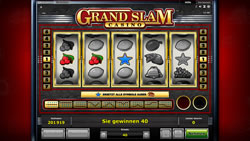 Grand Slam Casino Screenshot 6