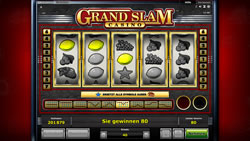 Grand Slam Casino Screenshot 8
