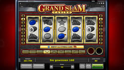 Grand Slam Casino Screenshot 9