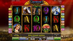 Gryphon's Gold deluxe Screenshot 1