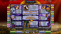 Gryphon's Gold deluxe Screenshot 3