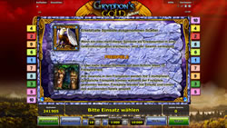 Gryphon's Gold deluxe Screenshot 4