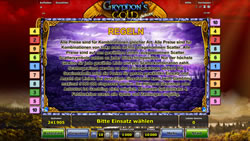 Gryphon's Gold deluxe Screenshot 5