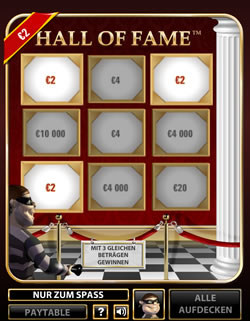 Hall of Fame Screenshot 6