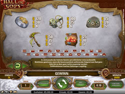 Hall of Gods Screenshot 3