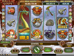 Hall of Gods Screenshot 5