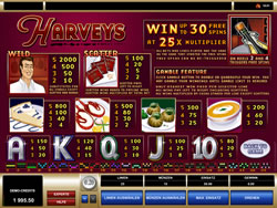 Harveys Screenshot 3