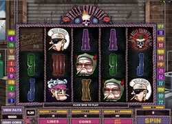 Hells Grannies Screenshot 1