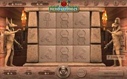 Hero Glyphics Screenshot 1