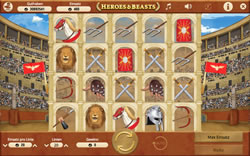 Heroes and Beasts Screenshot 1