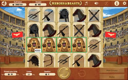 Heroes and Beasts Screenshot 14