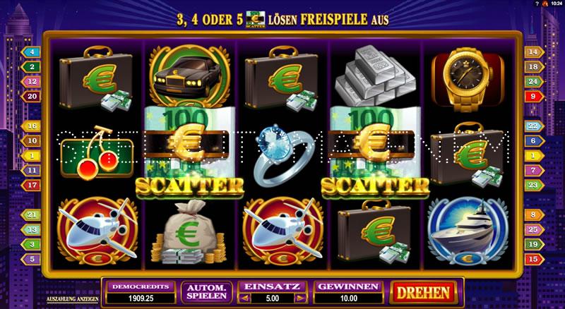 Der Slot High Society –Bewertung und online kostenlos spielen