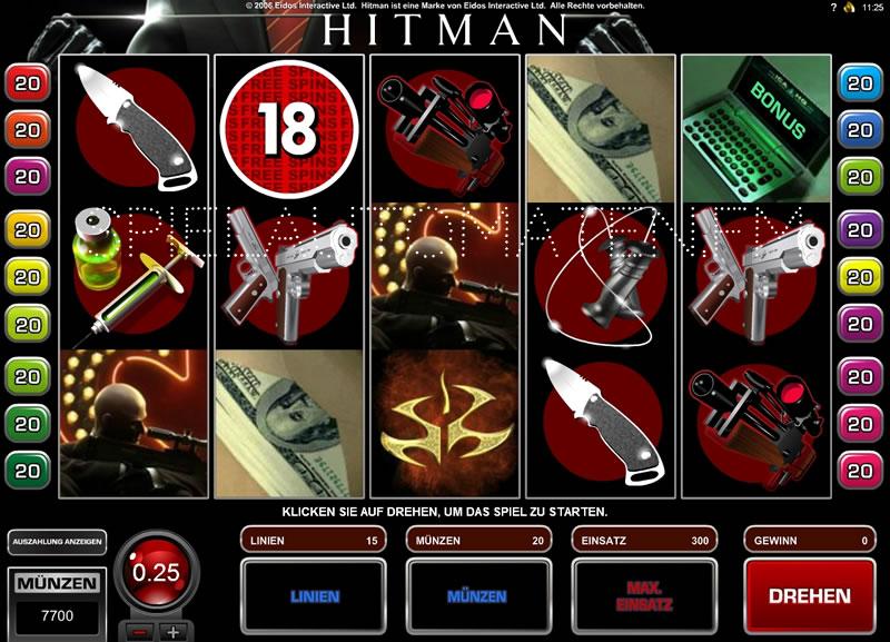 hitman spielen
