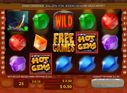 Hot Gems Screenshot 2