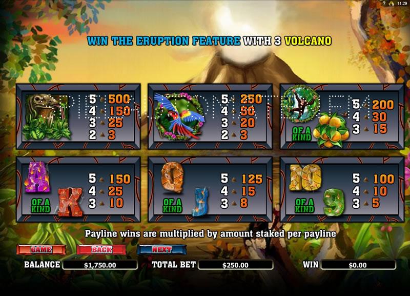 casino volcano virus how to remove