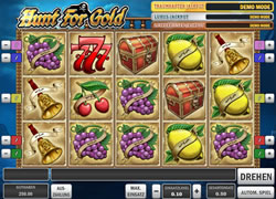 Hunt for Gold Screenshot 1