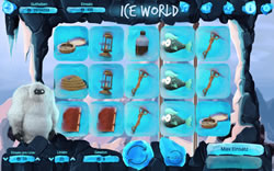 Ice World Screenshot 1