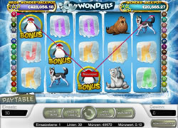 Icy Wonders Screenshot 2