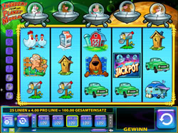Invaders From The Planet Moolah Screenshot 1