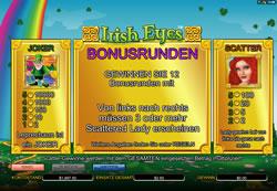 Irish Eyes Screenshot 2