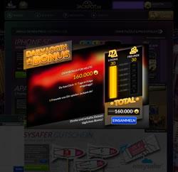 Jackpot.de Screenshot 1