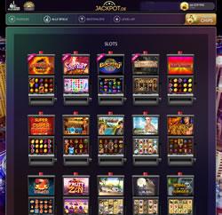 Jackpot.de Screenshot 2