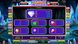 Jackpot Diamonds Screenshot 3