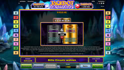 Jackpot Diamonds Screenshot 7