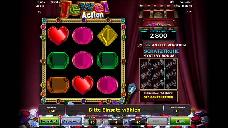 Jewel Action Screenshot 1