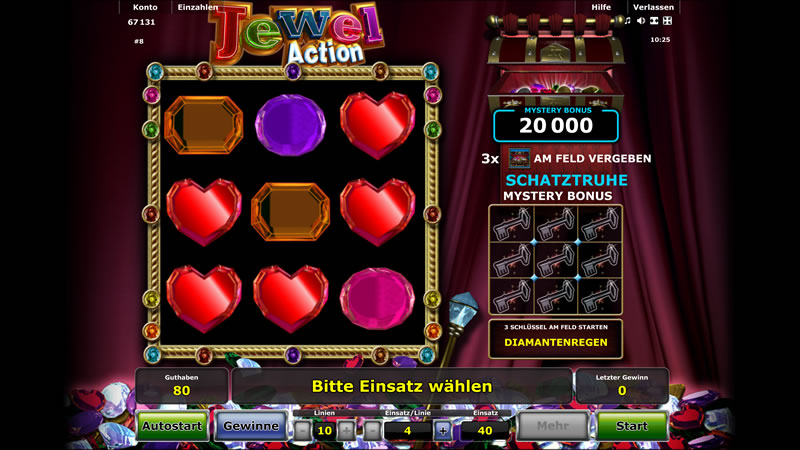 Jewel Action Screenshot 8